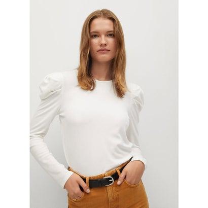 Tシャツ .-- PALOMA (ナチュラルホワイト)