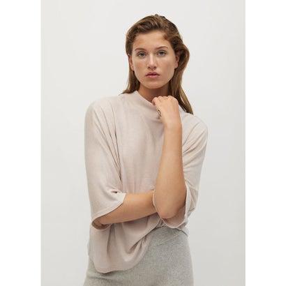 Tシャツ .-- CAROL (パステルグレー)