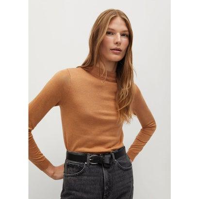 セーター .-- FLORA (ミディアムブラウン)