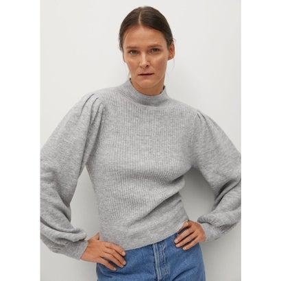 セーター .-- DIANA (ミディアムグレー)