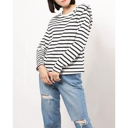 Tシャツ .-- MARINI (ナチュラルホワイト)
