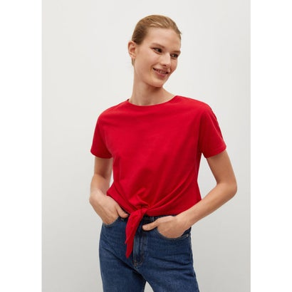 Tシャツ .-- NEWKNOT-H (レッド)