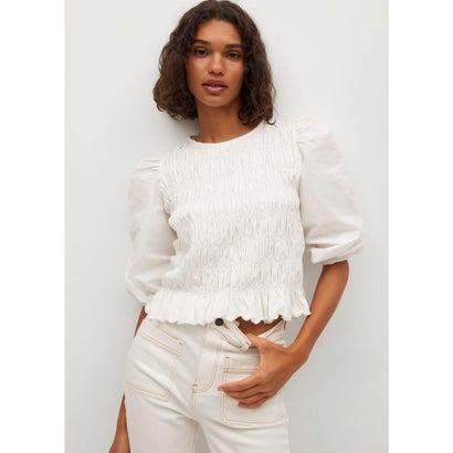 Tシャツ .-- OLIVIA (ホワイト)