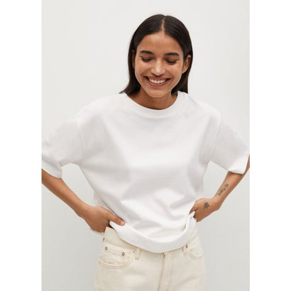 Tシャツ .-- SITO (ナチュラルホワイト)