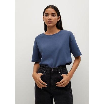 Tシャツ .-- SITO (ミディアムブルー)