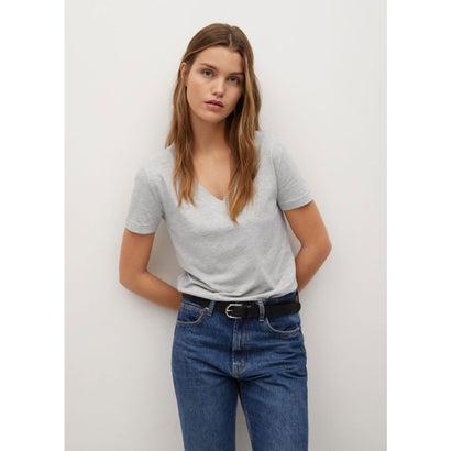 Tシャツ .-- CHALAPI (ミディアムグレー)