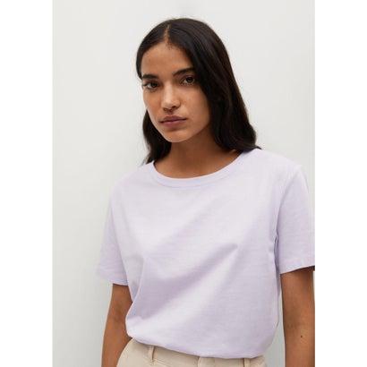 Tシャツ .-- CHALACA (パステルパープル)