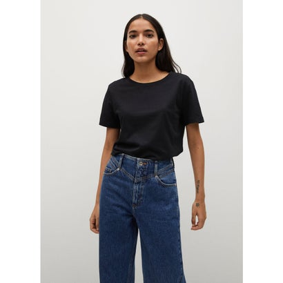 Tシャツ .-- CHALACA (ブラック)
