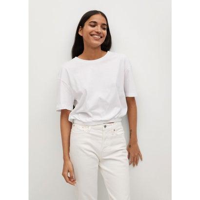 Tシャツ .-- VILA (ホワイト)