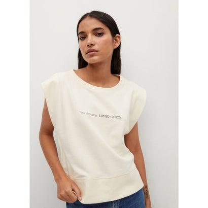 Tシャツ .-- PSTSHA (イエロー)