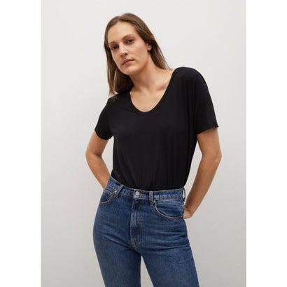 Tシャツ .-- VISCA (ブラック)