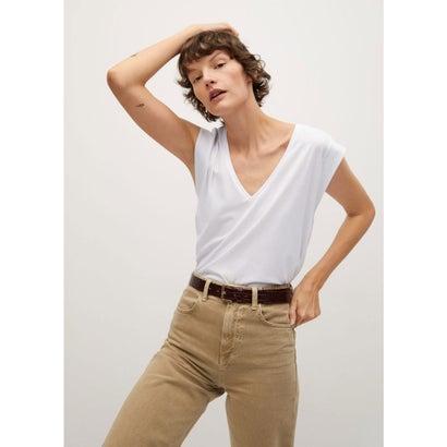 Tシャツ .-- MANI (ホワイト)