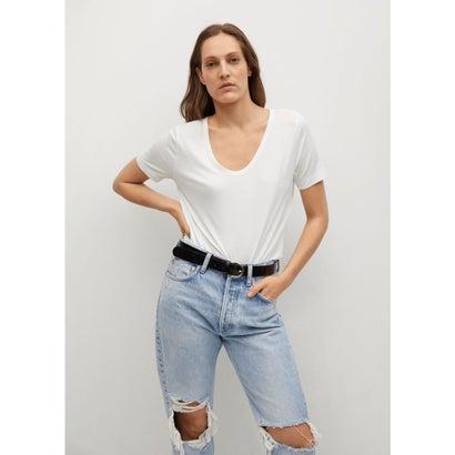 Tシャツ .-- VISCA (ホワイト)