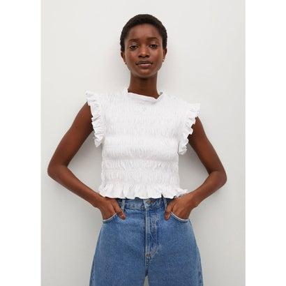 Tシャツ .-- ROBIN (ホワイト)
