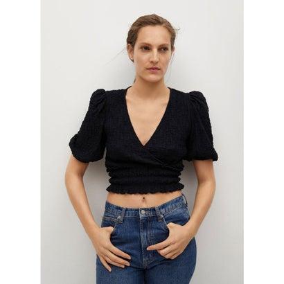 Tシャツ .-- BASILE (ブラック)