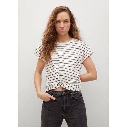 Tシャツ .-- NOT (ナチュラルホワイト)