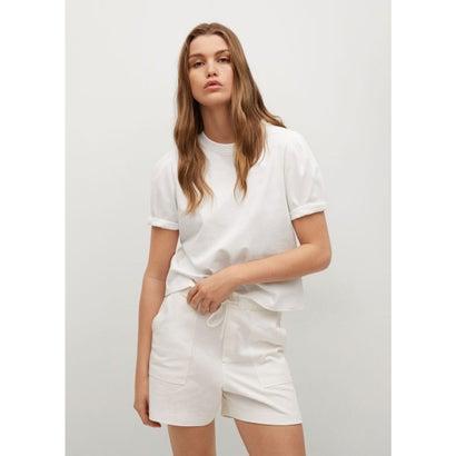 Tシャツ .-- CLAY (ホワイト)