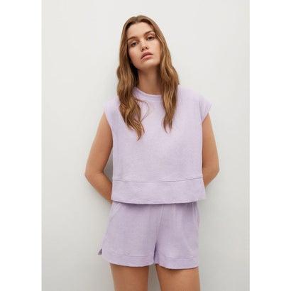 Tシャツ .-- BOTON (パステルパープル)