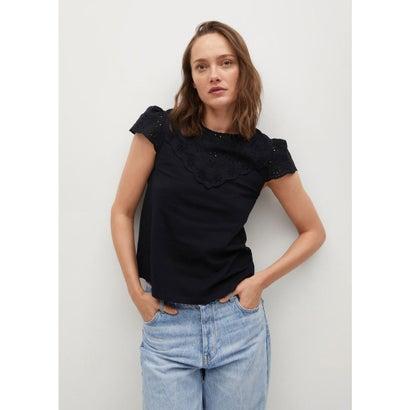 Tシャツ .-- LORENA (ブラック)
