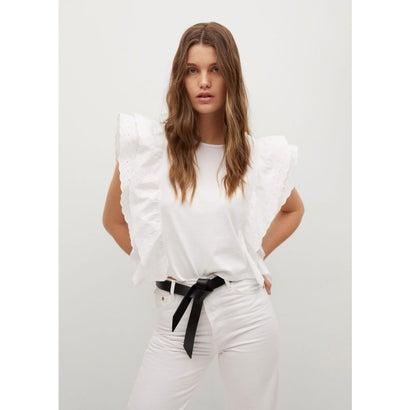 Tシャツ .-- ANIS (ホワイト)