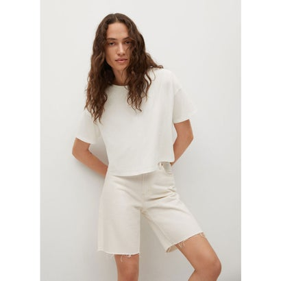 Tシャツ .-- OPEN (ホワイト)