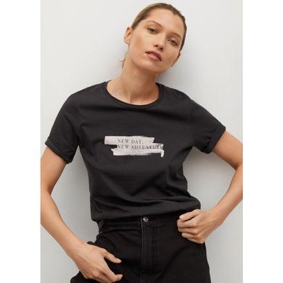 Tシャツ .-- PSTILU (チャコール)