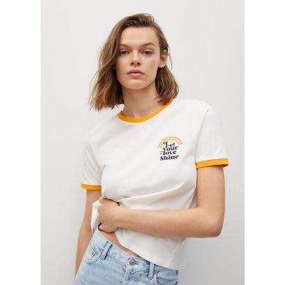 Tシャツ .-- PSTSHINE (オレンジ)