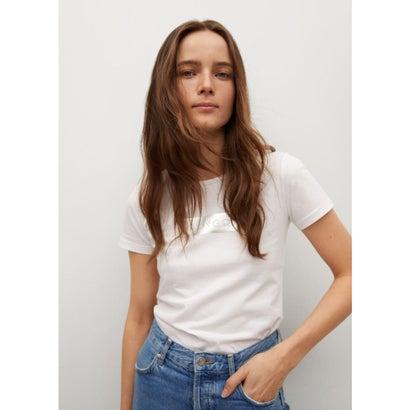 Tシャツ .-- PST(ホワイト)