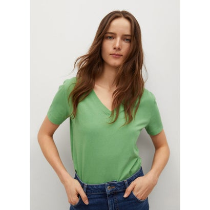 Tシャツ .-- CHALAPI (グリーン)