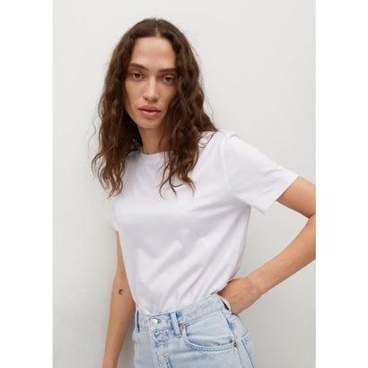Tシャツ .-- CHALACA (ホワイト)