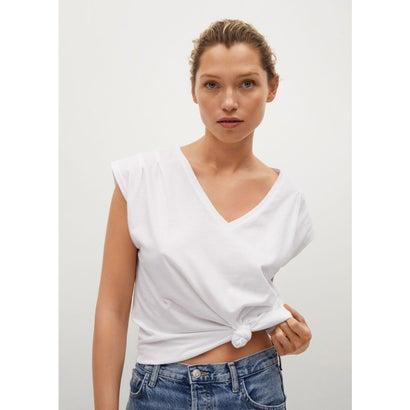 Tシャツ .-- LEO (ホワイト)