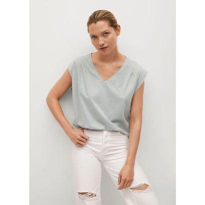 Tシャツ .-- LEO (グリーン)