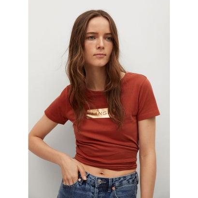 Tシャツ .-- MANGOLOG-H (レッド)