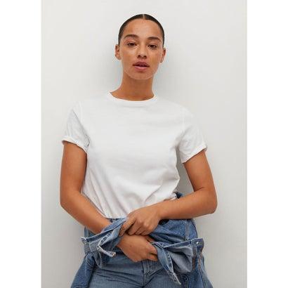 Tシャツ .-- BELLA-H (ホワイト)