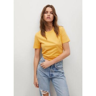 Tシャツ .-- BELLA-H (ミディアムイエロー)