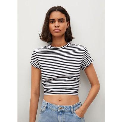 Tシャツ .-- BELLA-H (ネイビーブルー)