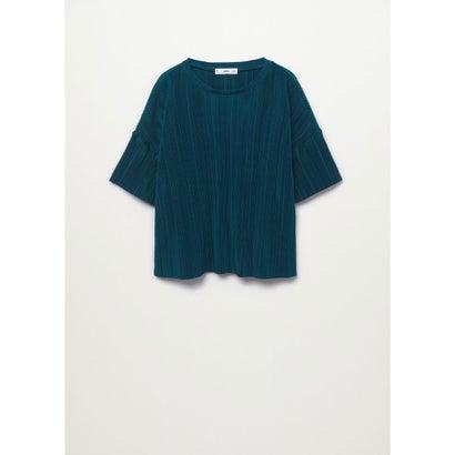 Tシャツ .-- WILD-H (ダークブルー)