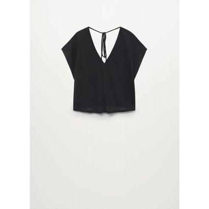 Tシャツ .-- LIPIC (ブラック)