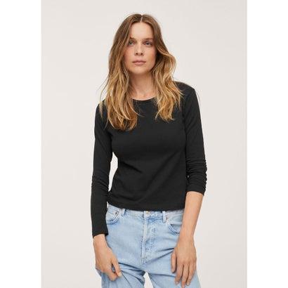 Tシャツ .-- SACA (ブラック)