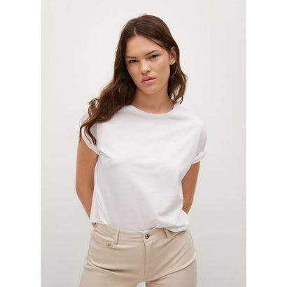 Tシャツ .-- SPCUT (ホワイト)