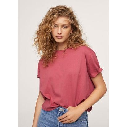 Tシャツ .-- SPCUT (ミディアムレッド)