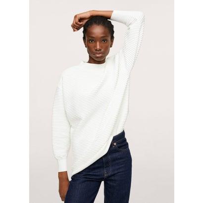 セーター .-- MAKER (ナチュラルホワイト)