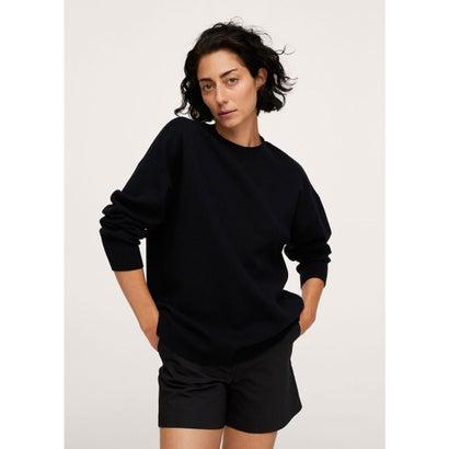 セーター .-- LOTUS (ブラック)