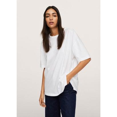 Tシャツ .-- SPOVER (ホワイト)