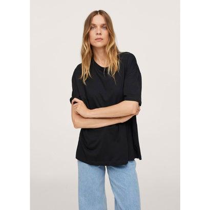 Tシャツ .-- SPOVER (ブラック)