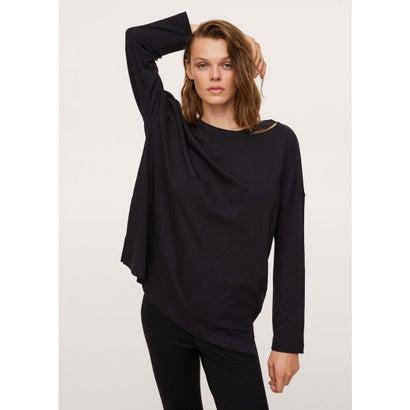 Tシャツ .-- SPCATI (ブラック)