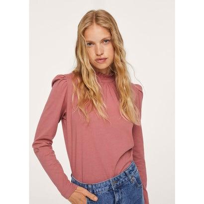 Tシャツ .-- ROCA (ミディアムオレンジ)
