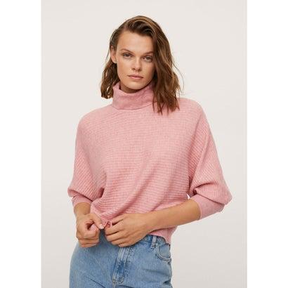 セーター .-- CARAVAN (パステルピンク)