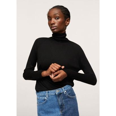 セーター .-- LUCASC (ブラック)