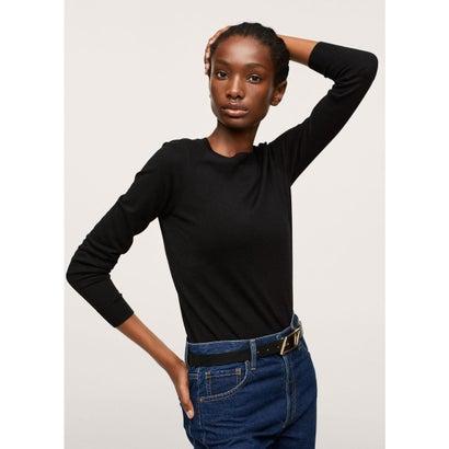 セーター .-- LUCAS (ブラック)